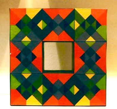 Wandschrank für CD. 60x60x20cm