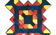 Wandschränkchen. 43x43x15cm