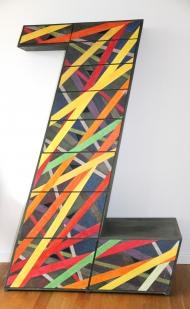 Z-Schrank/어그장 150x100x48cm