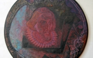 Francis Bacon/베이컨 59x59cm 2012